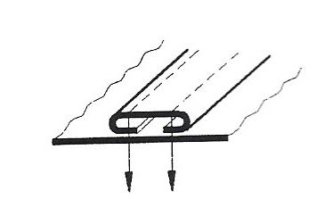 Aparelho de fazer alça com ou sem elástico na cobertura